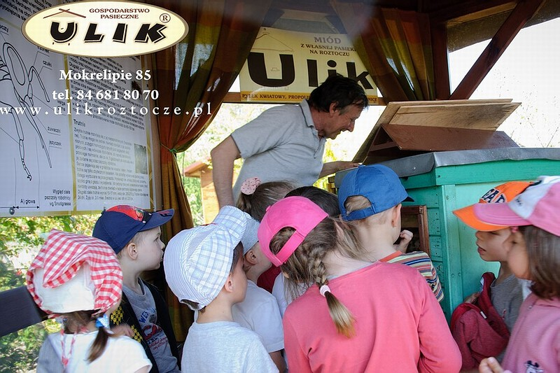 Zagroda Edukacyjna ULIK - atrakcje turystyczne na Roztoczu