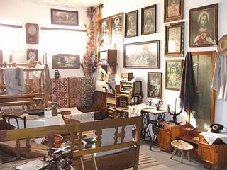 pasieka ULIK - Zabytkowe eksponaty w izbie pamięci Roztocza