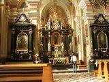 Radecznica, sanktuarium i klasztor Bernardynów