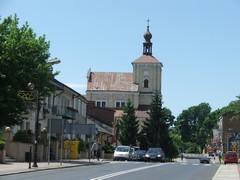 Kościół w Szczebrzeszynie