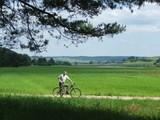 Trasa rowerowa koło Zwierzryńca